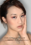 Singapore Fashion Makeup Artist