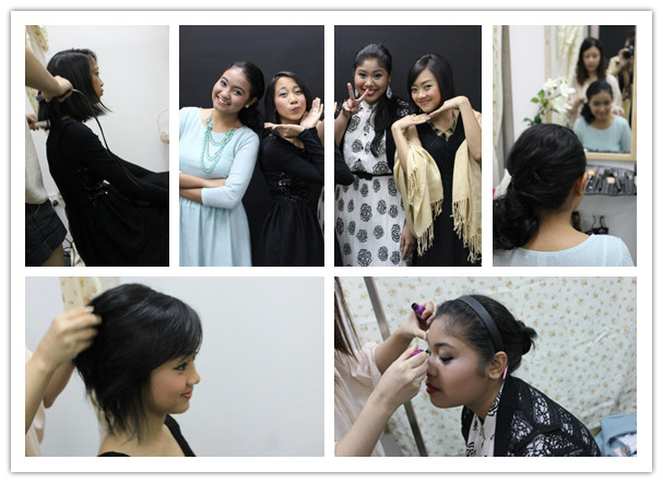 Student Prom Makeup Services singapore