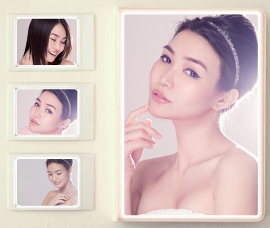 Korean Makeup & Hairstyling Services