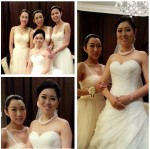 Singapore wedding makeup artist