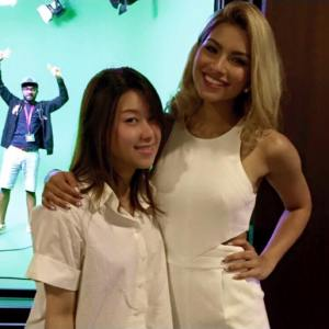 Celebrity Makeup Artist Singapore